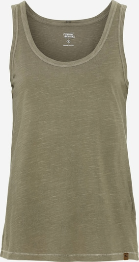 CAMEL ACTIVE Top in oliv, Produktansicht