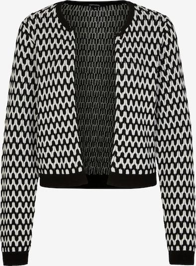 COMMA Elegante Jacke mit Strukturmuster in graphit, Produktansicht