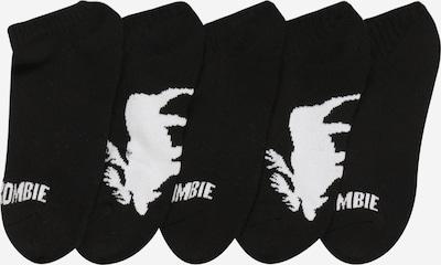 Abercrombie & Fitch Socken in schwarz / weiß, Produktansicht