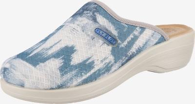 FLY FLOT Clogs in hellblau, Produktansicht