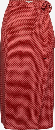 EDC BY ESPRIT Rock in rot / weiß, Produktansicht