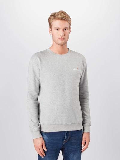 ELLESSE Sportsweatshirt in de kleur Grijs gemêleerd: Vooraanzicht
