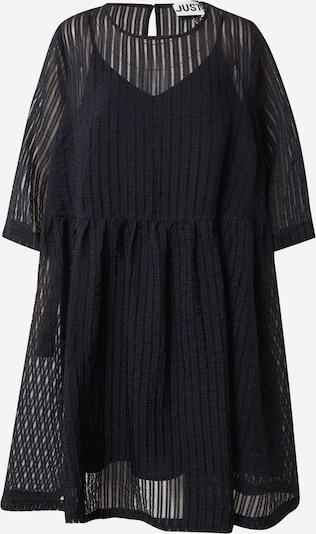 JUST FEMALE Robe en noir, Vue avec produit