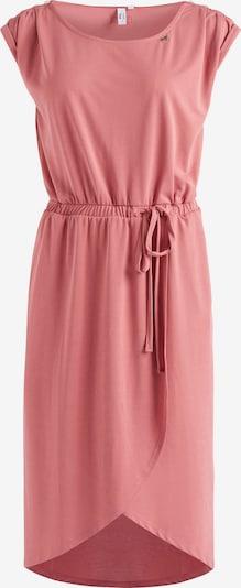 khujo Jurk 'Claudia' in de kleur Pink / Wit, Productweergave