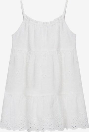 MANGO KIDS Jurk 'Playa' in de kleur Offwhite, Productweergave