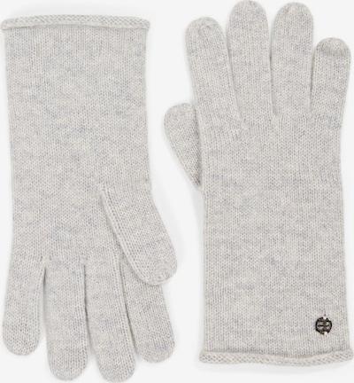 ESPRIT Fingerhandschuhe in hellgrau, Produktansicht