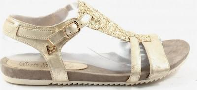 BRUNO BANANI Komfort-Sandalen in 40 in wollweiß, Produktansicht