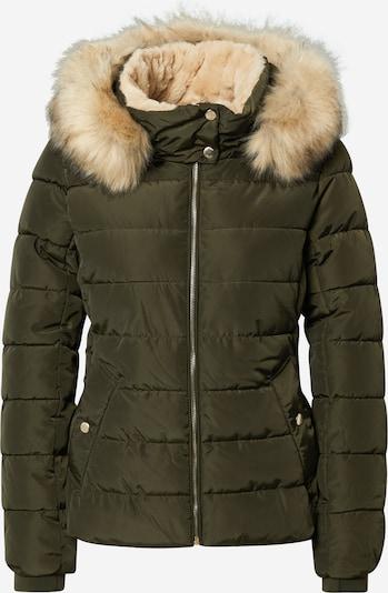 ONLY Winterjas 'Camilla' in de kleur Groen, Productweergave