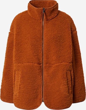 EDITED Overgangsjakke 'Delores' i brun