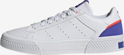 ADIDAS ORIGINALS Sneaker 'Court Tourino' in dunkelblau / rostrot / weiß, Produktansicht
