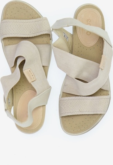 ECCO Sandals & High-Heeled Sandals in 36 in Sand, Item view