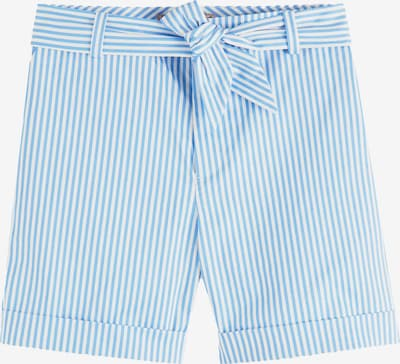 SCOTCH & SODA Chino-Shorts in hellblau / weiß, Produktansicht
