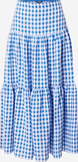 Lauren Ralph Lauren Sukně - nebeská modř / bílá, Produkt