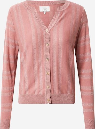 NÜMPH Gebreid vest 'DAGAN' in de kleur Beige / Rosé / Poederroze, Productweergave