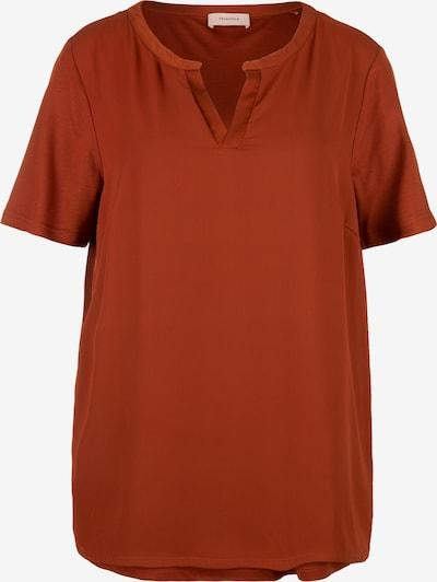 TRIANGLE Blusenshirt in braun, Produktansicht