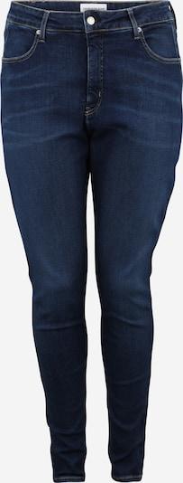 Calvin Klein Jeans Curve Traperice u plavi traper, Pregled proizvoda