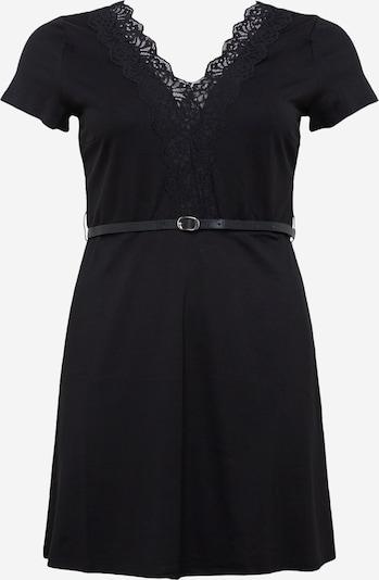 ABOUT YOU Curvy Robe 'Jane' en noir, Vue avec produit
