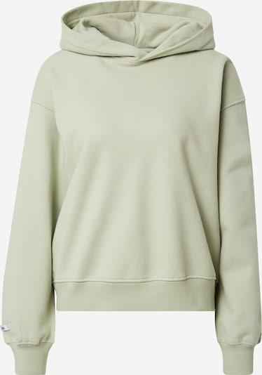 10k Sweatshirt 'Desert Sage' in mint, Produktansicht