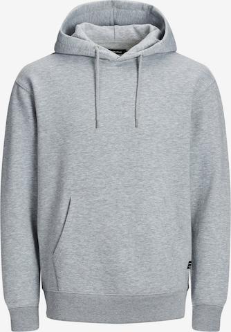 JACK & JONES Sweatshirt 'Soft' i grå