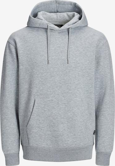 JACK & JONES Sweatshirt 'SOFT' in graumeliert, Produktansicht
