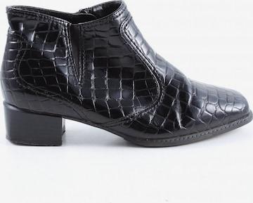 Luftpolster Dress Boots in 37 in Black