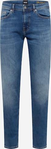 BOSS Casual Jeans 'Delaware' i blå