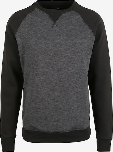 BLEND Sweatshirt 'Billo' in anthrazit / schwarz, Produktansicht