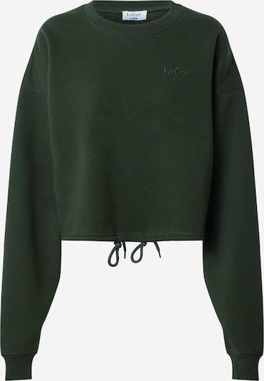 LeGer by Lena Gercke Sweat-shirt 'Rosa' en vert foncé, Vue avec produit