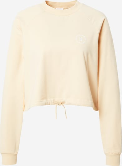 ABOUT YOU x GNTM Sweatshirt 'Xenia' in Cream, Item view