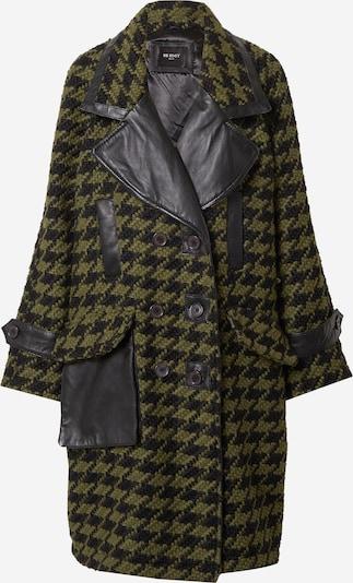 Cappotto di mezza stagione 'Erin' BE EDGY di colore oliva / nero, Visualizzazione prodotti