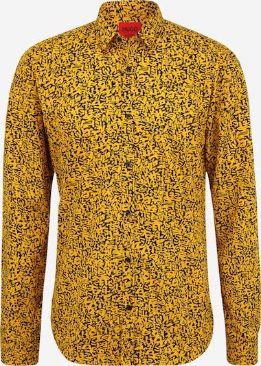 HUGO Košile 'Ero3' - oranžová / černá, Produkt