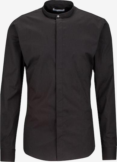 Young Poets Society Hemd 'Ole' in schwarz, Produktansicht