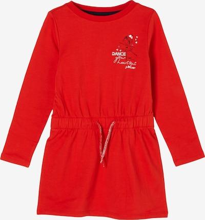 s.Oliver Sweatkleid in rot, Produktansicht