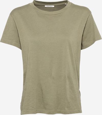 Marc O'Polo T-shirt en kaki, Vue avec produit