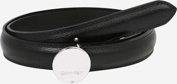 Calvin Klein Gürtel in Schwarz