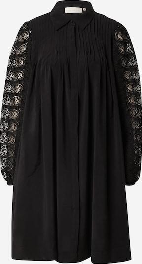 Rochie tip bluză 'MADELYN' Copenhagen Muse pe negru, Vizualizare produs