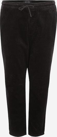 Only & Sons Big & Tall Hose 'LINUS' in schwarz, Produktansicht