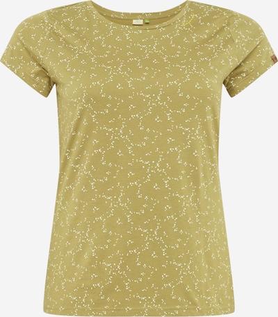 Ragwear Plus T-Shirt 'MINT' in oliv / weiß, Produktansicht