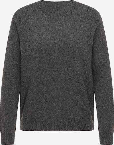 DreiMaster PREMIUM Pullover in anthrazit, Produktansicht