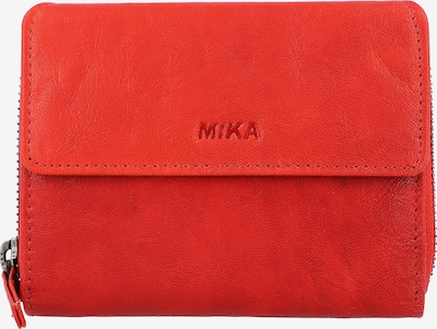 MIKA Portemonnaie in rot, Produktansicht
