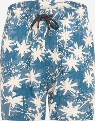 Redefined Rebel Kalhoty 'Elian' - krémová / námořnická modř / nebeská modř, Produkt