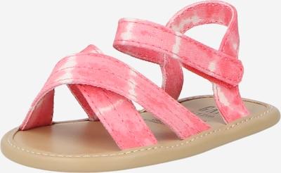 GAP Sandale en pink / weiß, Vue avec produit