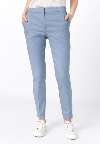 HALLHUBER Hose 'Charlotte' in blau, Modelansicht