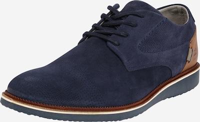 tengerészkék BULLBOXER Fűzős cipő, Termék nézet