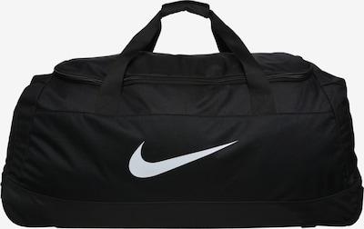 NIKE Sporttasche 'Club Team Roller' in schwarz / weiß, Produktansicht