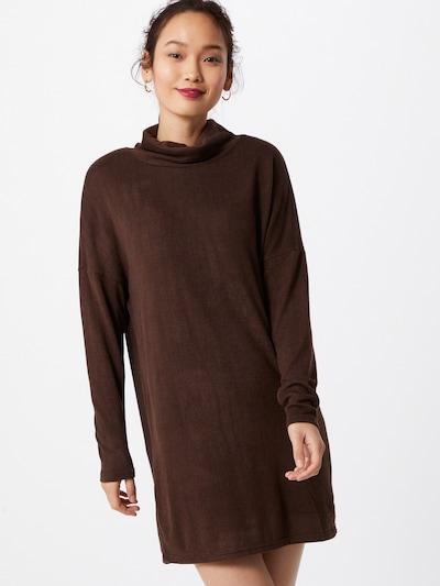 JACQUELINE de YONG Kleid 'Sara Tonsy' in braun, Modelansicht