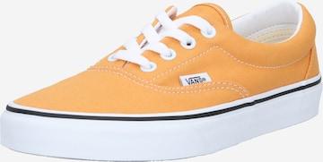 Baskets basses 'Era' VANS en orange
