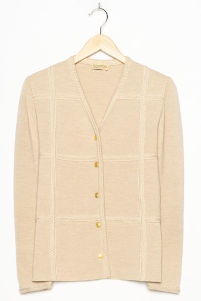 Devernois Strickjacke in L in beige, Produktansicht