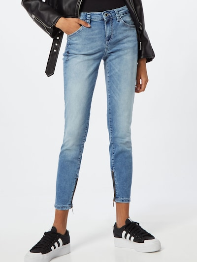 Soccx Jeans 'MI:RA' in blue denim, Modelansicht