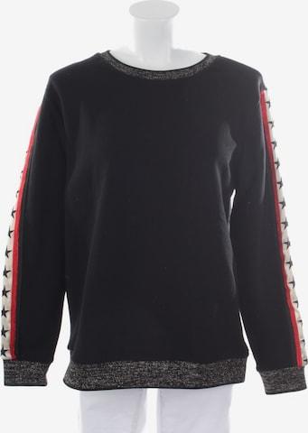 SCOTCH & SODA Sweatshirt & Zip-Up Hoodie in S in Black